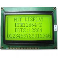 Buy cheap Graphic  LCD  Module   LCM  12864Z from wholesalers