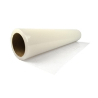 Buy cheap LLDPE Transparent 1000mm Carpet Protection Film Removable from wholesalers