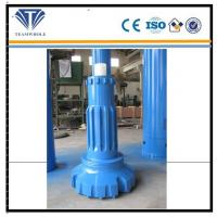 Buy cheap Reliable DTH Drilling Tools Blue Concave Spehrical Th10 Series Dth Bits product