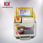Buy cheap Portable Light Weight Car Key Cutting Machine for Honda Car Keys Locksmith use from wholesalers