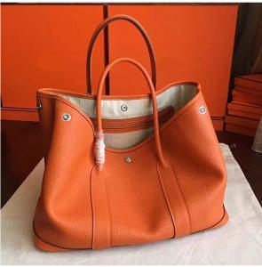 China high quality 36cm range women lychee cow hide leather handbags fashion brand designer handbags LR-P01 on sale
