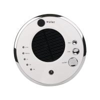 Buy cheap Round Solar Powered Car Air Purifier Freshener Vehicle Air Cleaner Auto Aromatherapy Car Ozone Generator China Factory from wholesalers