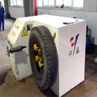 Buy cheap Used tire processing machinery tire sidewall cutting machine for sale from wholesalers