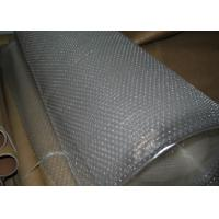 Buy cheap Super Precision Stainless Steel Screen Printing Mesh For Chemical Industry from wholesalers