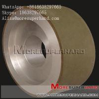 Buy cheap Centerless diamond grinding wheel with high efficiency   Alisa@moresuperhard.com from wholesalers