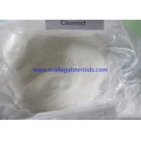 Buy cheap Men Clomid Powder Promotes Testosterone Production , 50 41 9 Women Serm PCT Clomid 100mg from wholesalers