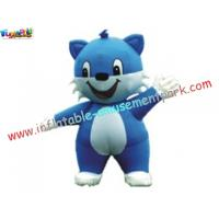 Cute Advertising Inflatable Cartoon rip-stop nylon material