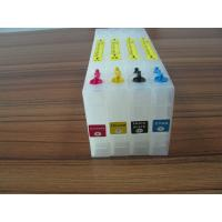 Buy cheap 300ml Plastic Pigment Ink Cartridges Refillable Dye Ink For Epson 4400 4450 product