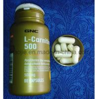 Buy cheap Gnc L-Carnitine 500 Mg Weight Loss Slimming Health Food for women slim from wholesalers