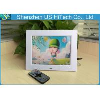 Buy cheap Multifunction SD / MMC / MS 8 Inch Digital Photo Frame With Remote Controller from wholesalers