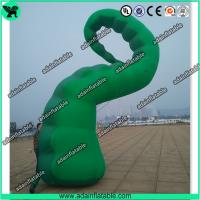Buy cheap Giant Event Party Advertising Decoration Inflatable Tentacle Octopus Leg Model from wholesalers