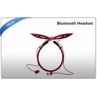 Buy cheap Portable Media bluetooth headphones with mic , bluetooth music headphones from wholesalers