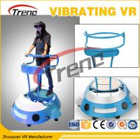 Buy cheap 5.5 Inch HD 2K Screen Roller Coaster Vibrating VR Simulator For Amusement Park from wholesalers