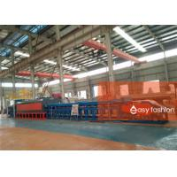 Buy cheap Industrial Automatic Steel Belt Reduction Furnace with High Degree Automation from wholesalers