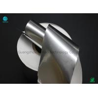 Buy cheap Cigarette Inner Liner Paper , Waterproof Gold Silver Aluminum Foil 1500m In One Bobbin from wholesalers