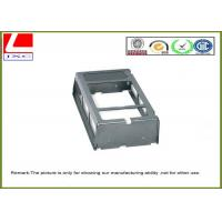 Buy cheap High Precision Sheet Metal Fabrication Process steel enclosure used for telecommunication box product