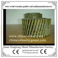 Buy cheap plastic collated coil nails from wholesalers