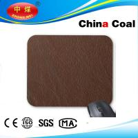 Buy cheap Genuine Leather Mouse Mat Custom Mouse Pad product