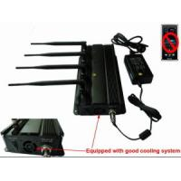 Buy cheap GPS and Cell Phone Signal Jammer | with Car Charger - Shielding Range up to 30 Meters from wholesalers