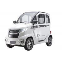 Buy cheap AC Motor 230kg Loading Electric Four Wheeler Car from wholesalers