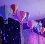 Buy cheap Hot Air Balltoon Paper Lanterns, Shopping Arcade Celebrations, Birthday Parties, Kindergarten Hanging Ornaments from wholesalers