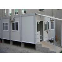 Buy cheap Flexible Assembly Pre Made Container House Safe Comfortable With Air - Conditioning from wholesalers