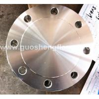 Buy cheap Duplex steel F51/2205 blind flanges from wholesalers