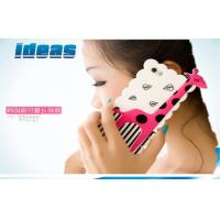 Buy cheap Lovely Silicone Cell Phone Cases For Iphone 5s / Iphone 5 / Iphone 4s from wholesalers