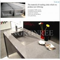Buy cheap Modified Acrylic Solid Surface Kitchen Countertop from wholesalers