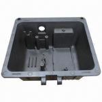 Gravity Cast/Polishing/Die-cast LED/Die-cast Light Part, Sandblasted Surface Treatment