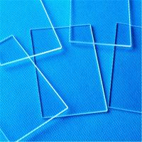 Buy cheap Square quartz glass plates low MOQ from wholesalers