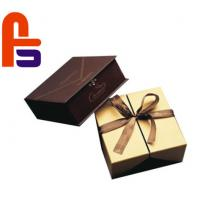 Buy cheap High End Design  Recyclable With Silk Ribbon Accessories Cardboard Gift Boxes from wholesalers
