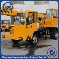 Buy cheap 3-12ton Various Lorry-mounted Crane Truck Mounted Cranes from wholesalers