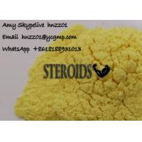 Buy cheap Yellow Powder Tren E Trenbolone Enanthate for Muscle Building Cycle custom clearance from wholesalers