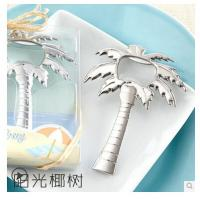 Buy cheap New creative gift product wedding gift Coconut tree bottle opener from wholesalers