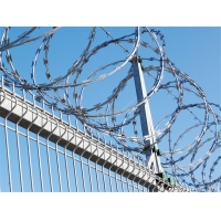 Buy cheap Manufacturer BTO-22 Galvanized Stainless Steel Military Concertina Razor Wire from wholesalers