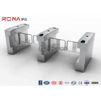 Buy cheap Automatic Swing Gate , Access Control Turnstile Gate For Park/Musem with RFID Card from wholesalers