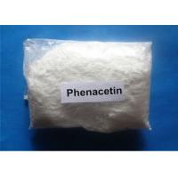 Buy cheap Phenacetin Pain Killer Powder For Analgesic And Antipyretic , CAS 62-44-2 from wholesalers