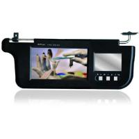 Buy cheap 7 inch Sun visor Monitor(Left/Right) with TV from wholesalers