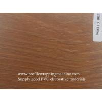 Buy cheap hot and cold laminate roll wood grain for furniture product