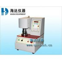 Buy cheap Paper Burst Strength Tester , Paper Testing Equipment HD-504A from wholesalers