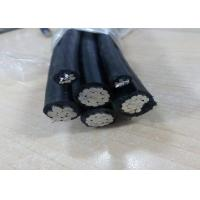 Buy cheap 0.6/1kv duplex cable triplex cable Aluminum abc overhead cable from wholesalers