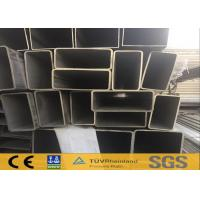 Industry 1.5 Inch Square Steel Tubing / Black Structural Steel Square Tubing
