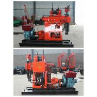 Buy cheap Electric Core Sample Drilling Rig Small Bore Well Drilling Machine 380V from wholesalers
