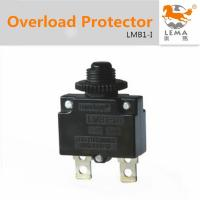 Buy cheap Lema over current protection thermal overload protector switch LMB1-I from wholesalers