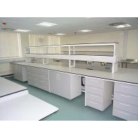 Buy cheap China 3years' Warranty Science School Dental Lab Table With Lab PP Sink lab furniture from wholesalers