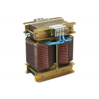 Buy cheap Single Phase Copper clad aluminum Dry Type Isolation Transformer 600V / 690V from wholesalers