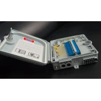Buy cheap 12 CORES Fiber Optic Box Protection Level IP68 , Optical Termination Box For Local Area Networks from wholesalers