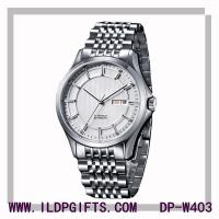 Buy cheap Quality Import movt  stainless steel waterproof mechanical watch from wholesalers