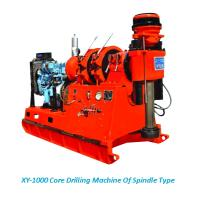 Buy cheap Xy-1000 Hydraulic Rotary Core Drilling Rig for Sale from wholesalers